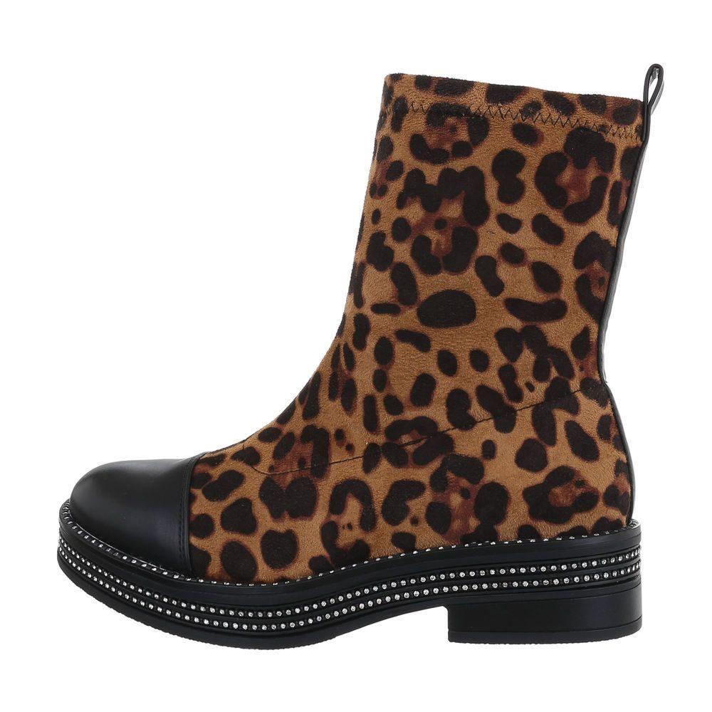 Členkové dámske topánky - 38 EU shd-okk1394le