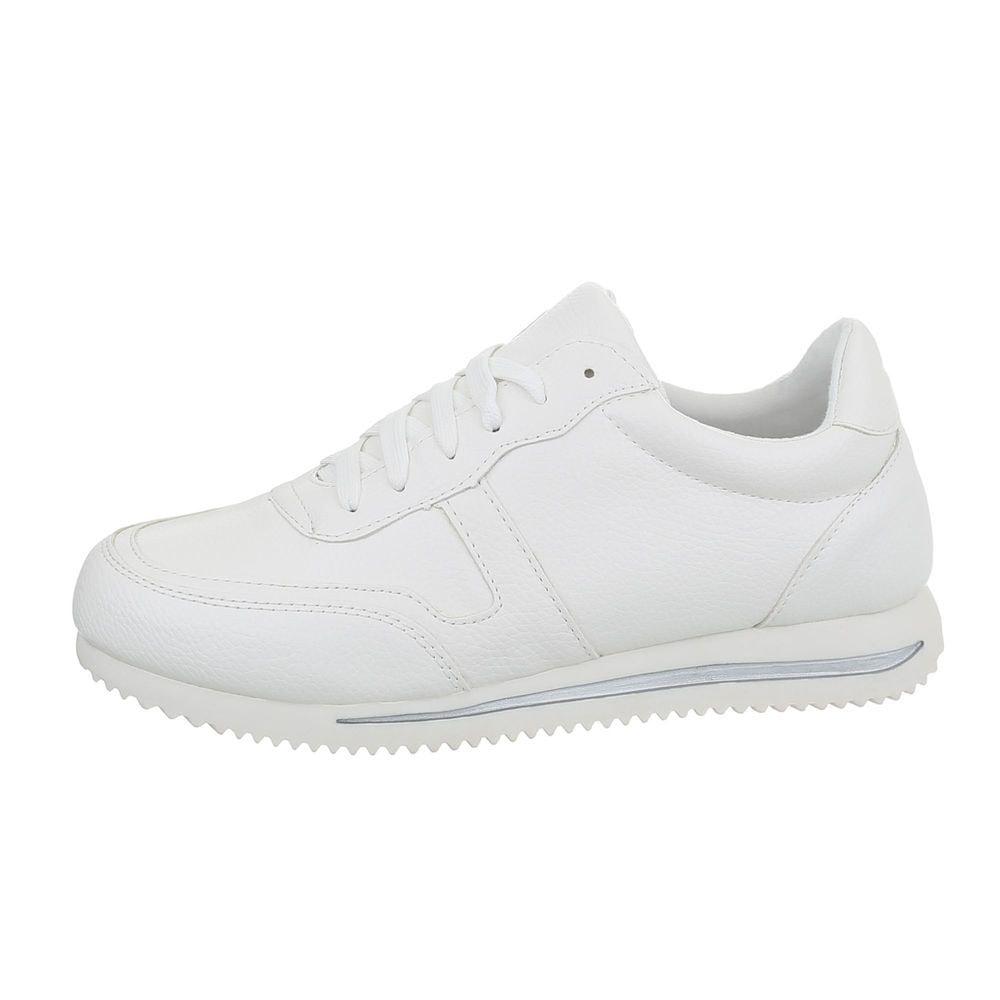 Bílé tenisky EU shd-osn1277wh