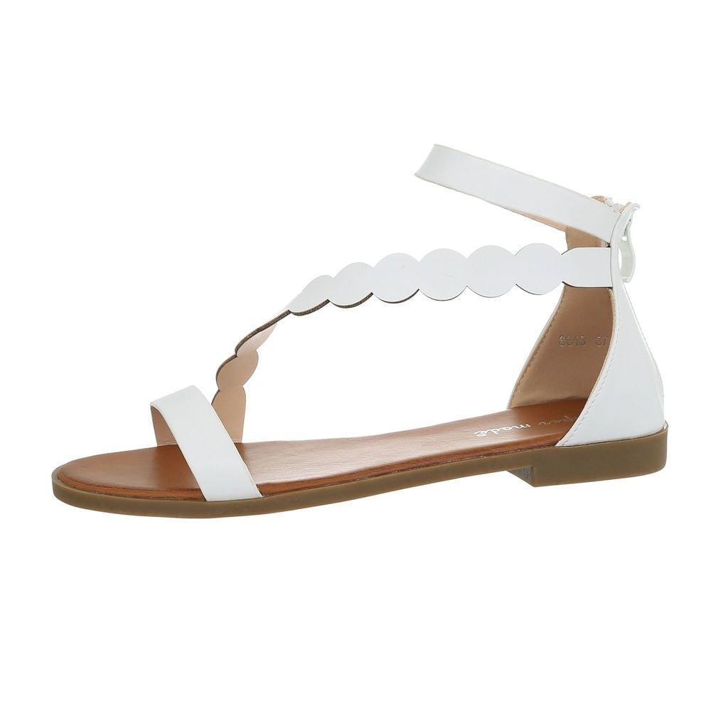 Dámske letné sandále - 40 EU shd-osa1259wh