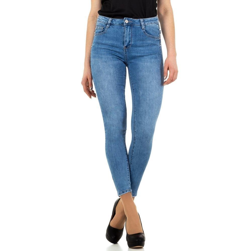Slim dámske džínsy - L/40 EU shd-ri1171