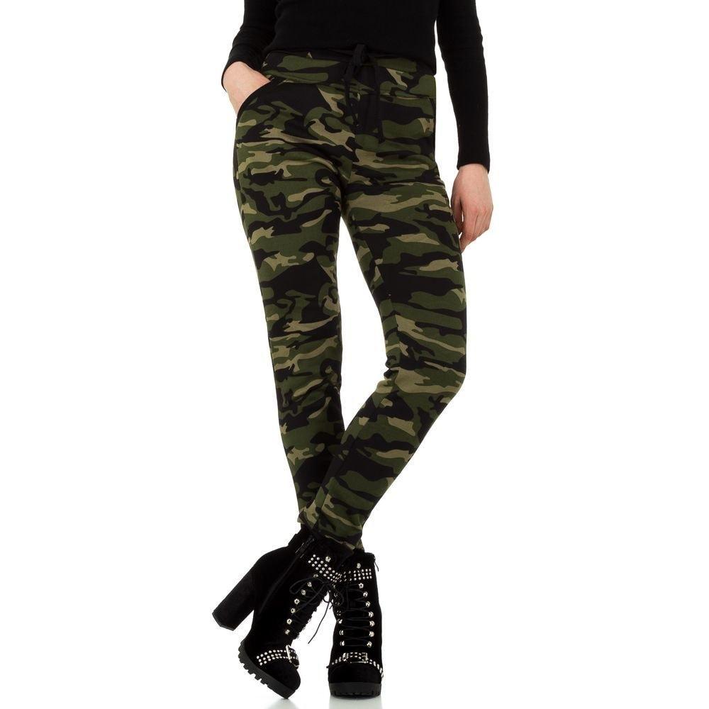 Maskáčové kalhoty pro plnoštíhlé - M/38 EU shd-ka1040kh