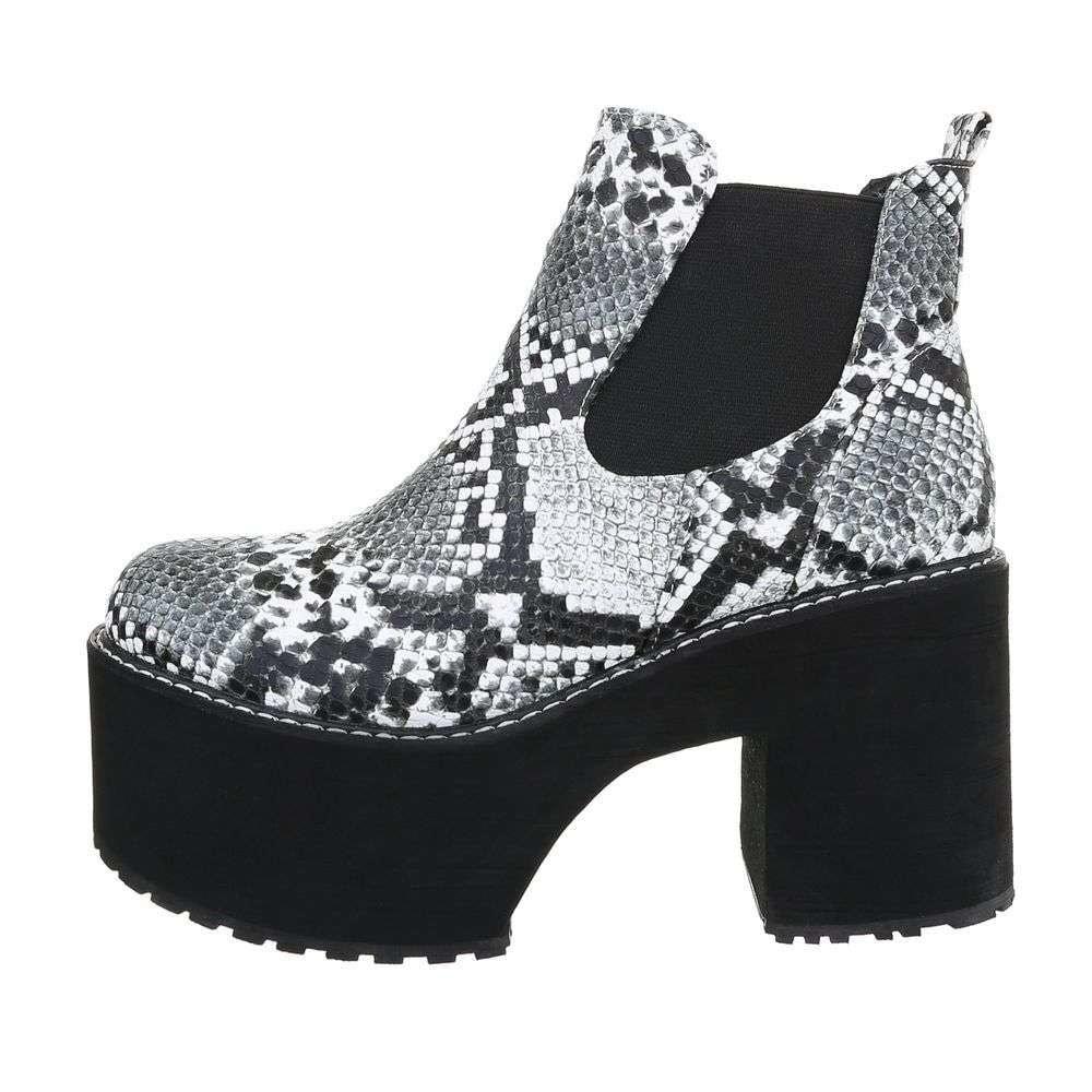 Kotníková obuv dámská EU shd-okk1167bl