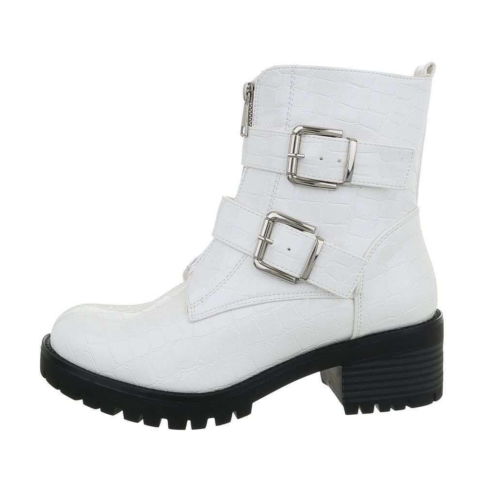 Dámská kotníková obuv - 39 EU shd-okk1145wh
