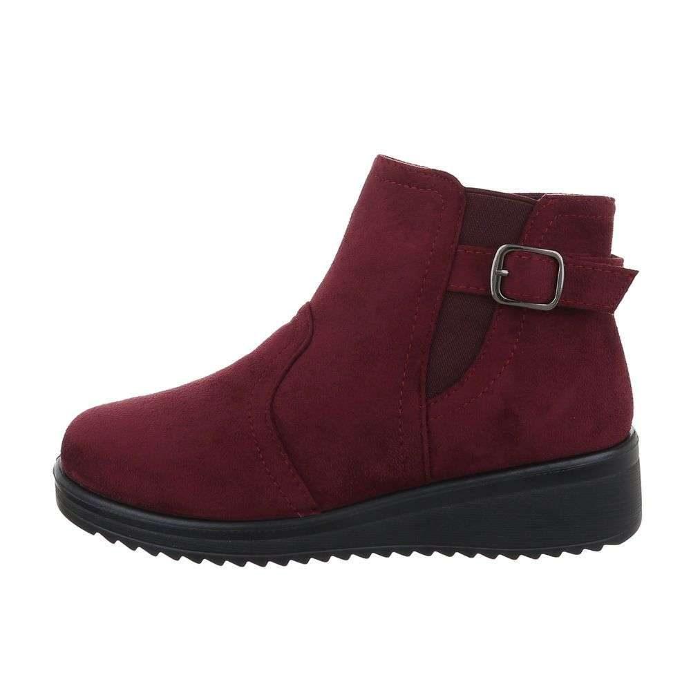 Zimní dámská obuv - 42 EU shd-okk1261vi