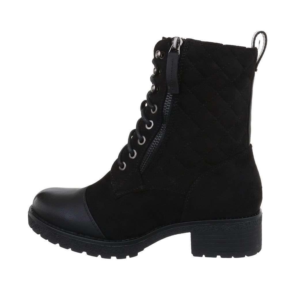 Dámske členkové topánky - 39 EU shd-okk1318bl