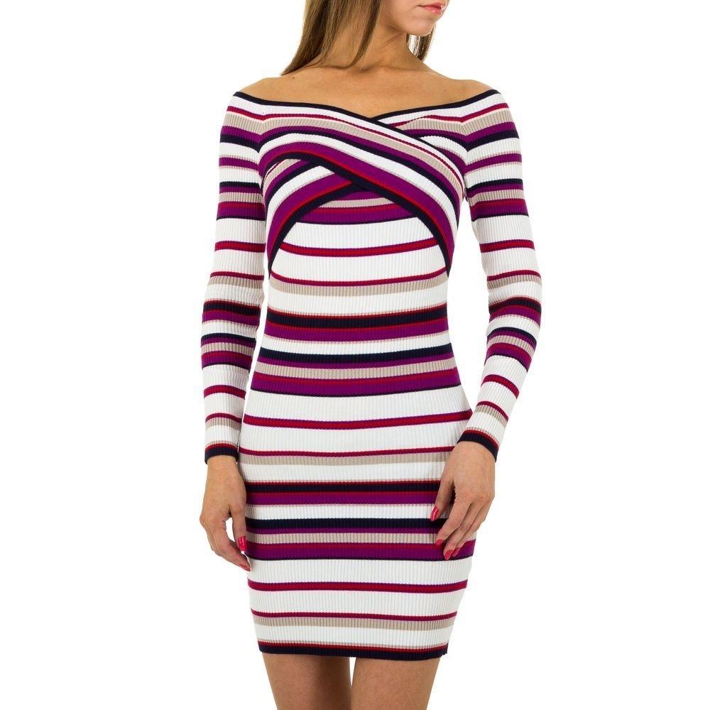 Úpletové mini šaty EU shd-sat1071li