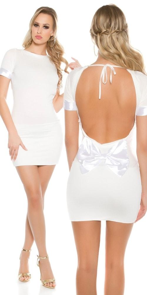 Sexi šaty s holým chrbtom Koucla in-sat1437cr