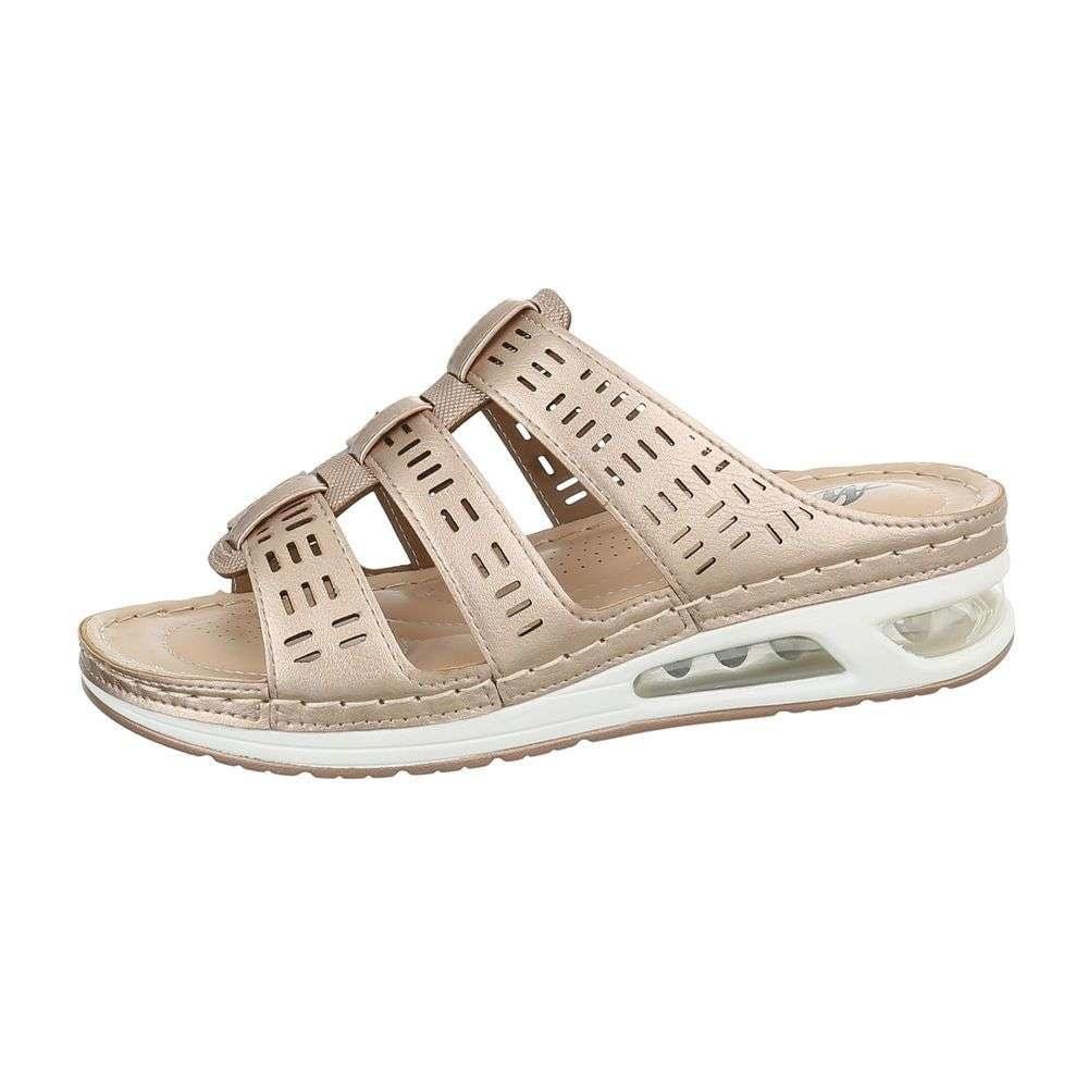 Zdravotné papuče dámske EU shd-opa1058ch