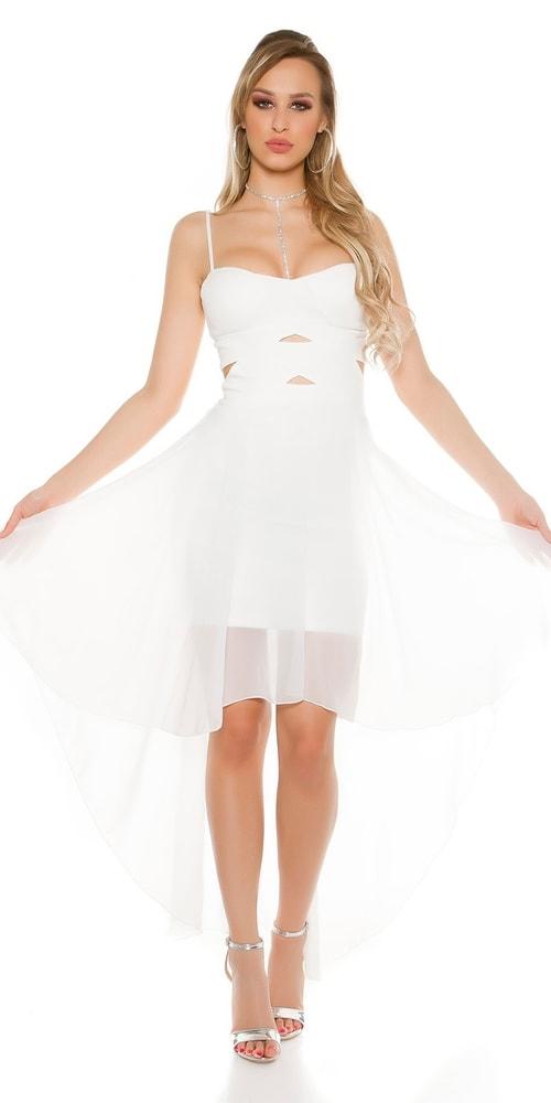 Dámske plesové šaty Koucla in-sat1562wh