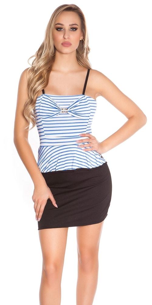Letní dámské mini šaty Koucla in-sat1784mo