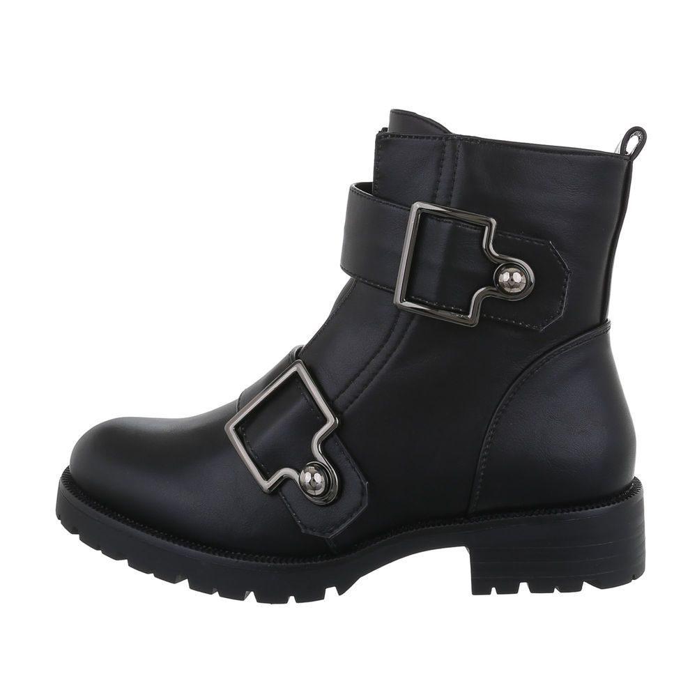 Kotníková dámská obuv - 41 EU shd-okk1395bl