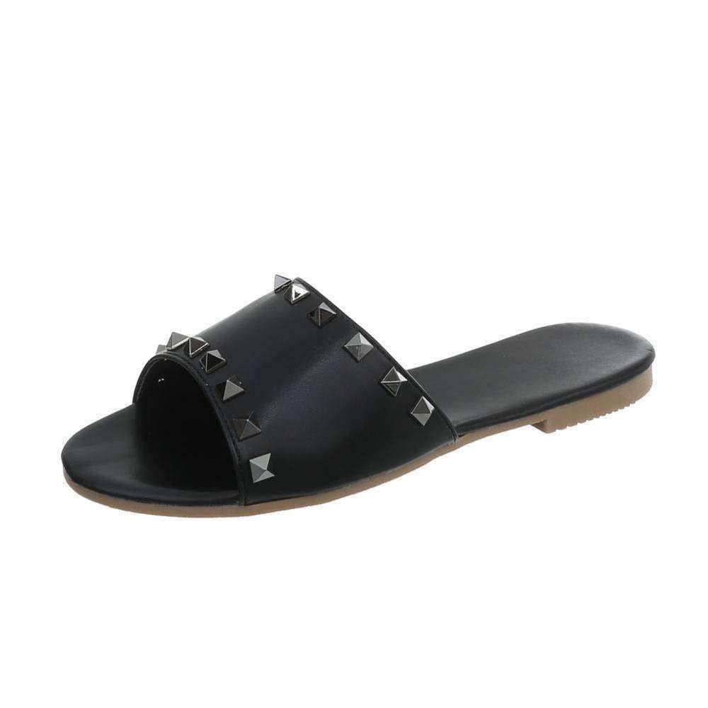 Dámske papuče EU shd-opa1018bl