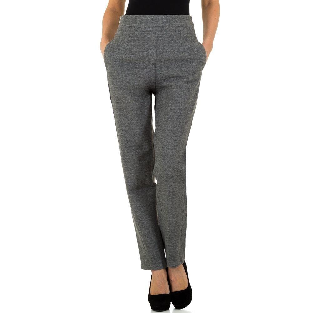 Dámske spoločenské nohavice - L/40 EU shd-ka1061gr