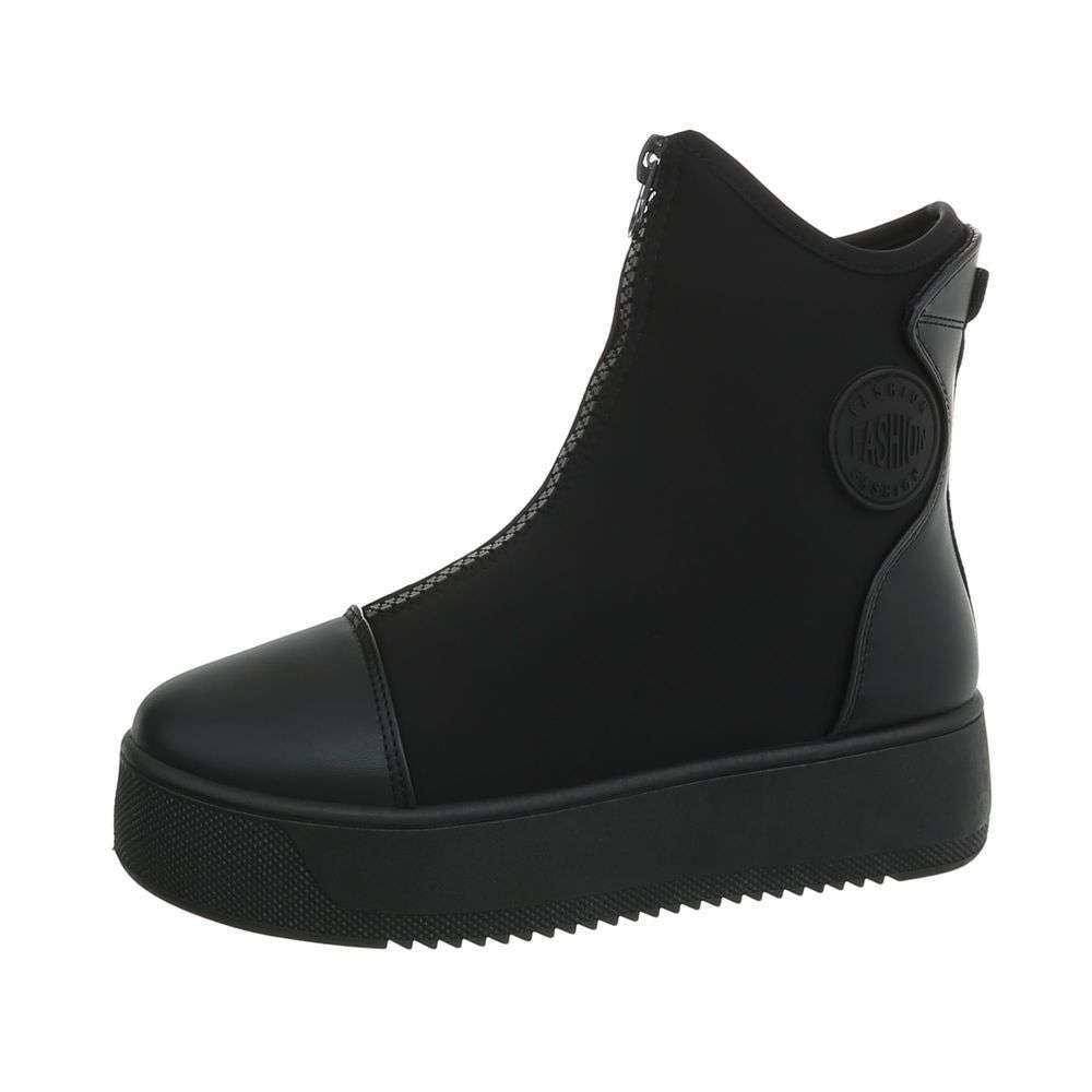 Dámska členková obuv EU shd-okk1055bl