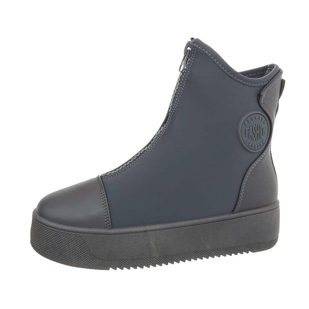 Dámske členkové topánky - 38 EU shd-okk1055gr