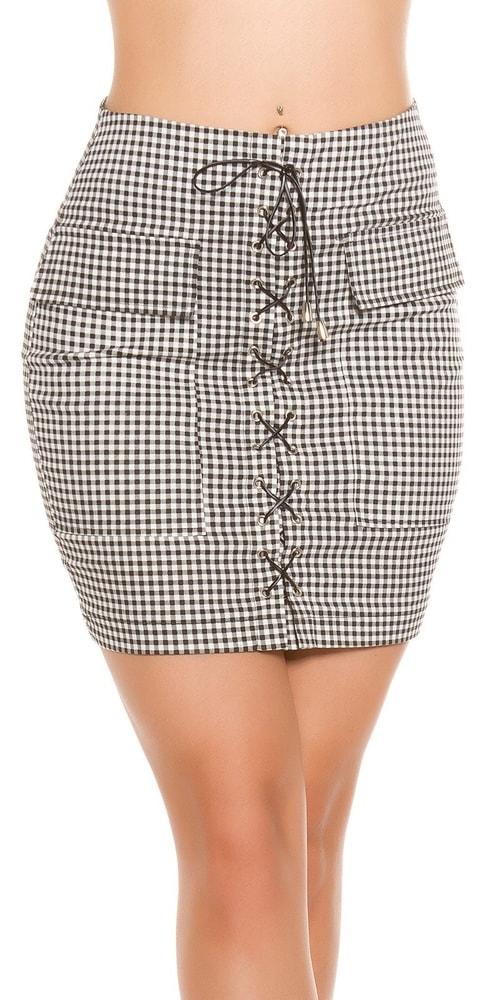 Dámska mini sukňa Koucla in-su1015