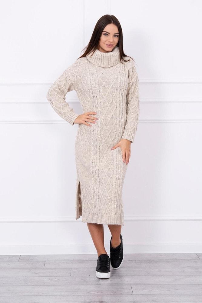 Dámske pletené šaty Kesi ks-saS8481be