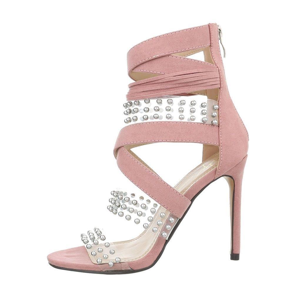 Sandálky na vysokém podpatku - 40 EU shd-osa1031pi