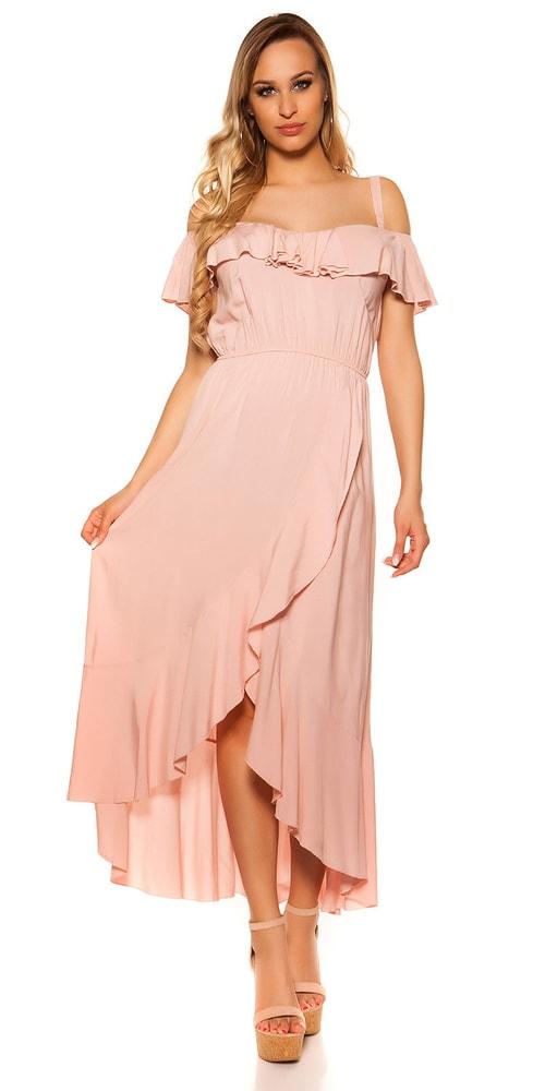 Letní šaty na ramínka - M/L Koucla in-sat2047spi