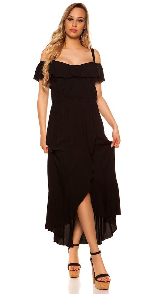 Letní dlouhé šaty Koucla in-sat2047bl