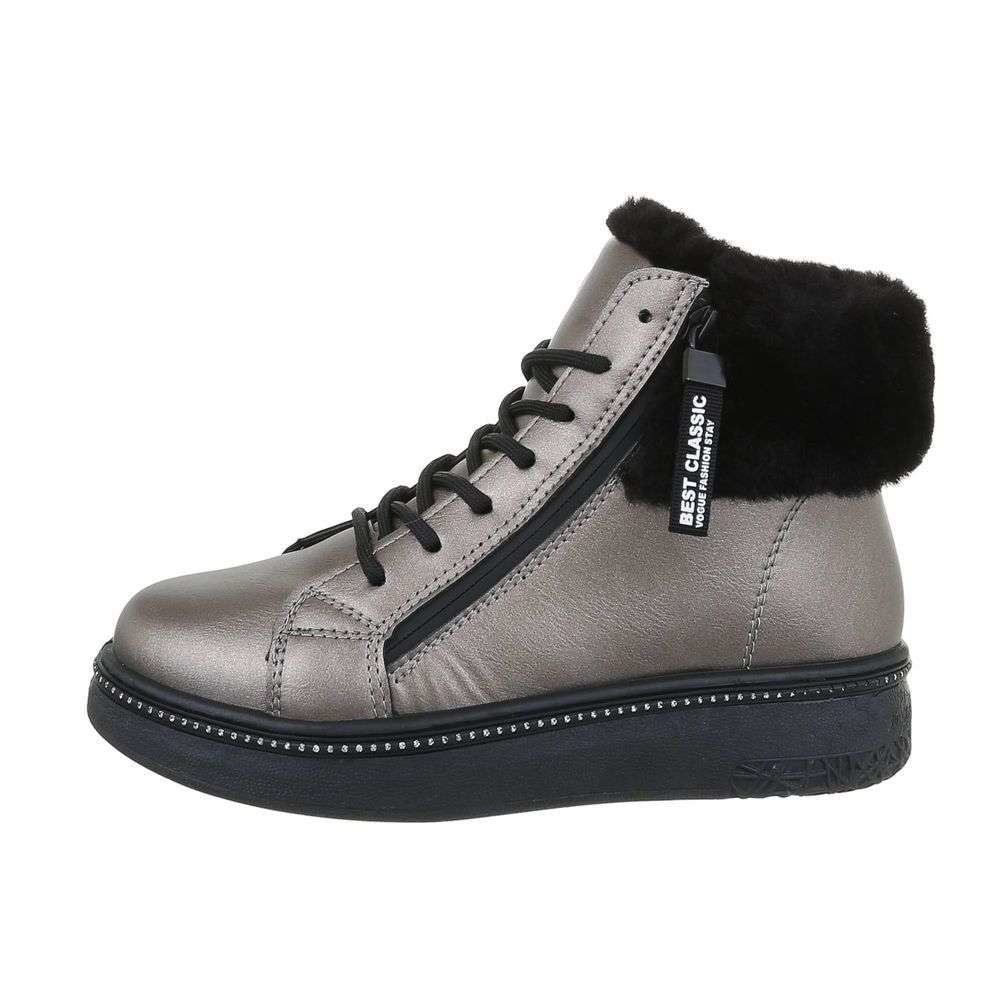 Zimná členková obuv - 38 EU shd-okk1182tg