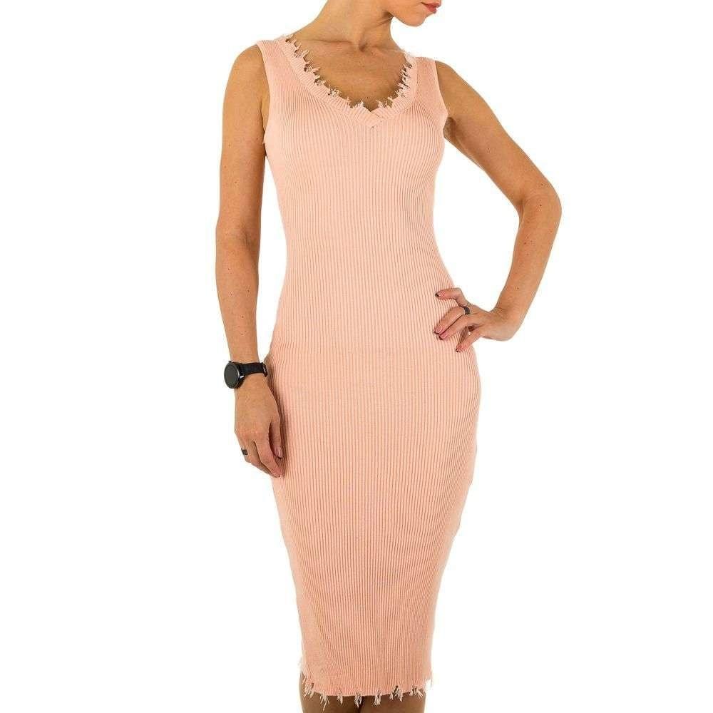 Úpletové šaty shd-sat1042spi