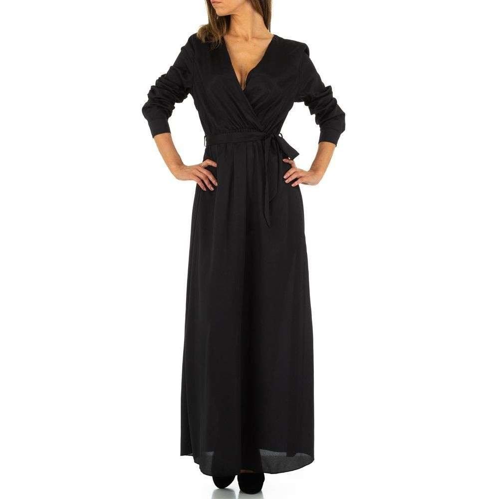 Dlouhé dámské šaty - S/36 EU shd-sat1084bl
