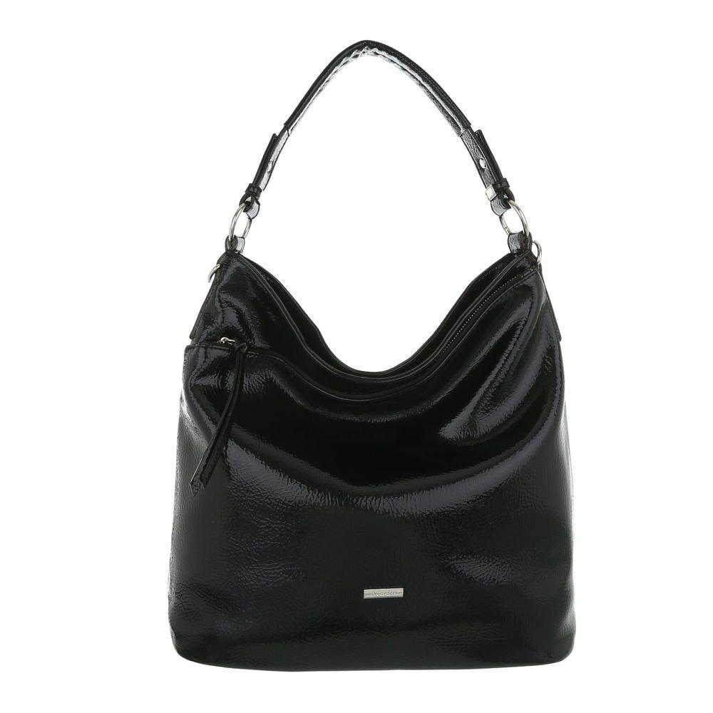 Dámská taška přes rameno černá sh-ta1016bl