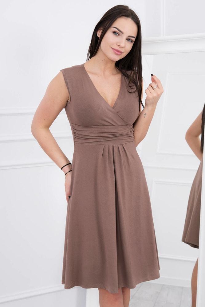 Letní dámské šaty ks-sa8288ca