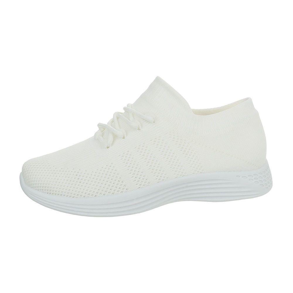 Nazúvacie tenisky biele - 38 EU shd-osn1152wh