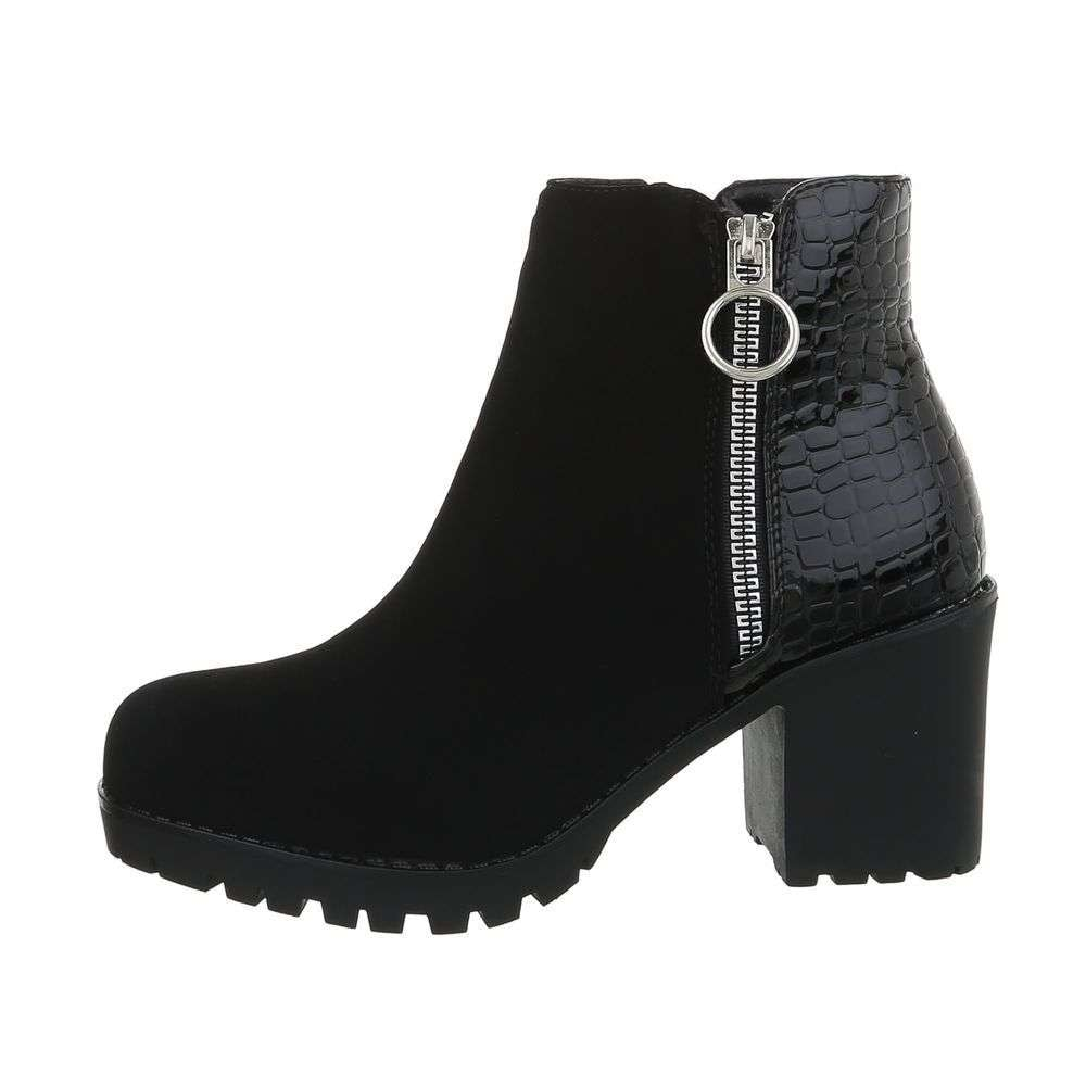 Členková dámska obuv - 41 shd-oko1052bl