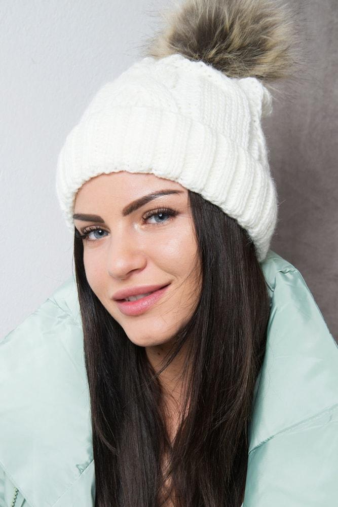 Dámske zimné čiapky - Uni Kesi ks-ce101cr