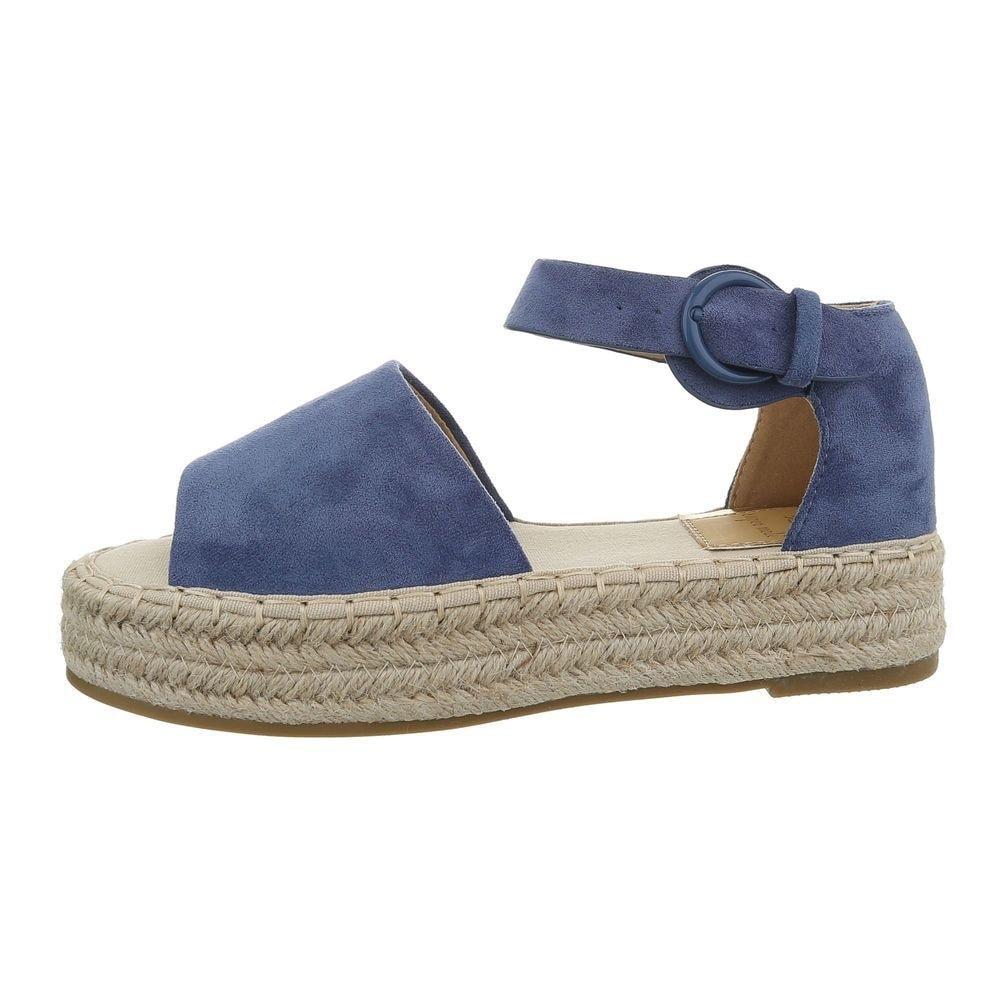 Modré sandále - 38 EU shd-osa1327mo
