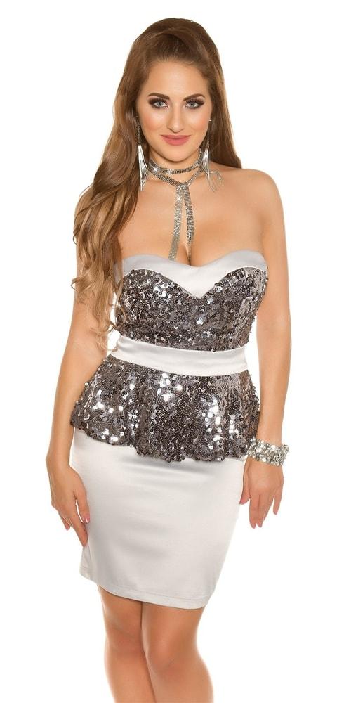 Večerní dámské šaty - 34 Koucla in-sat1771gr