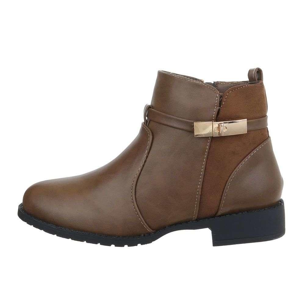 Dámske členkové topánky - 41 EU shd-okk1169kh