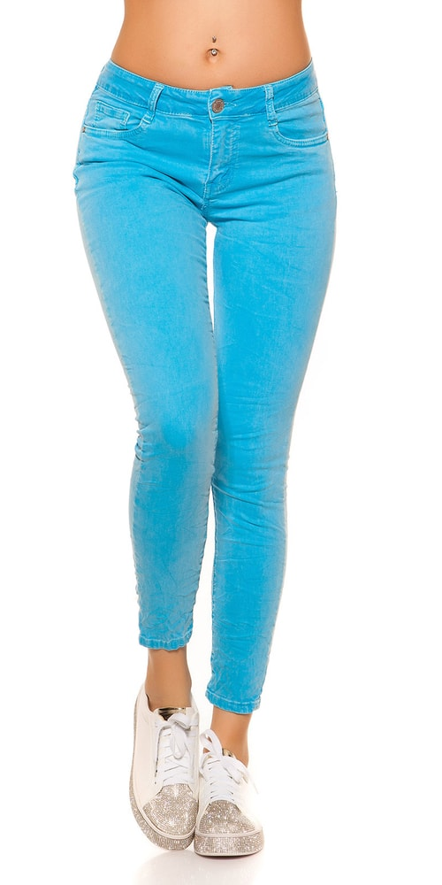 Dámske džínsy - 42 Koucla in-ri1595tu