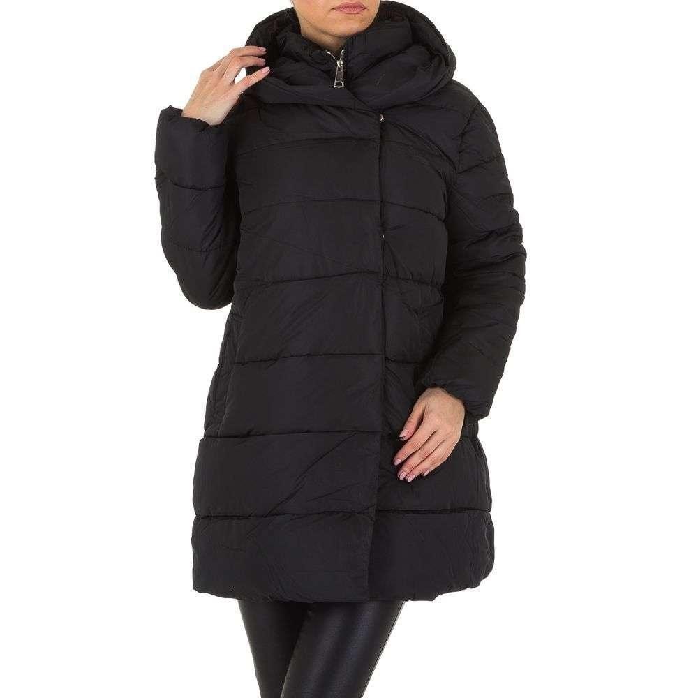Dlouhá zimní bunda EU shd-bu1048bl