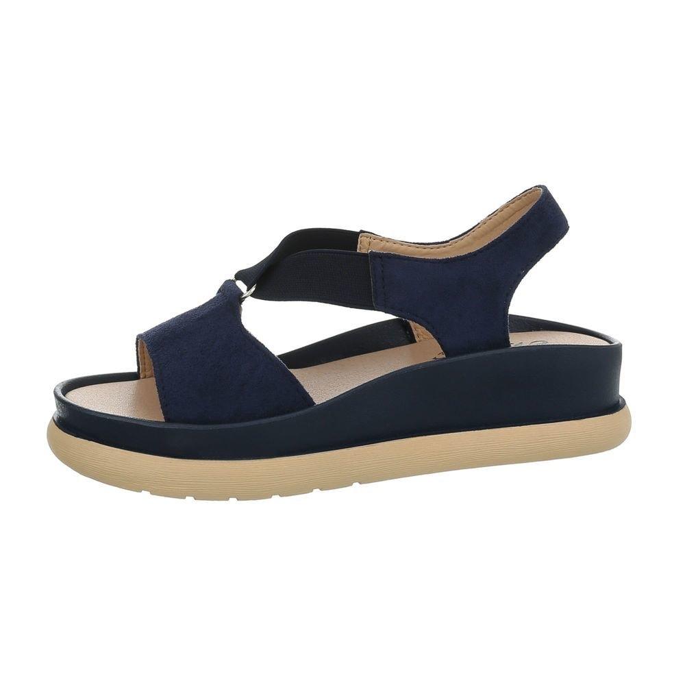 Letní sandály tmavě modré EU shd-osa1149tmo