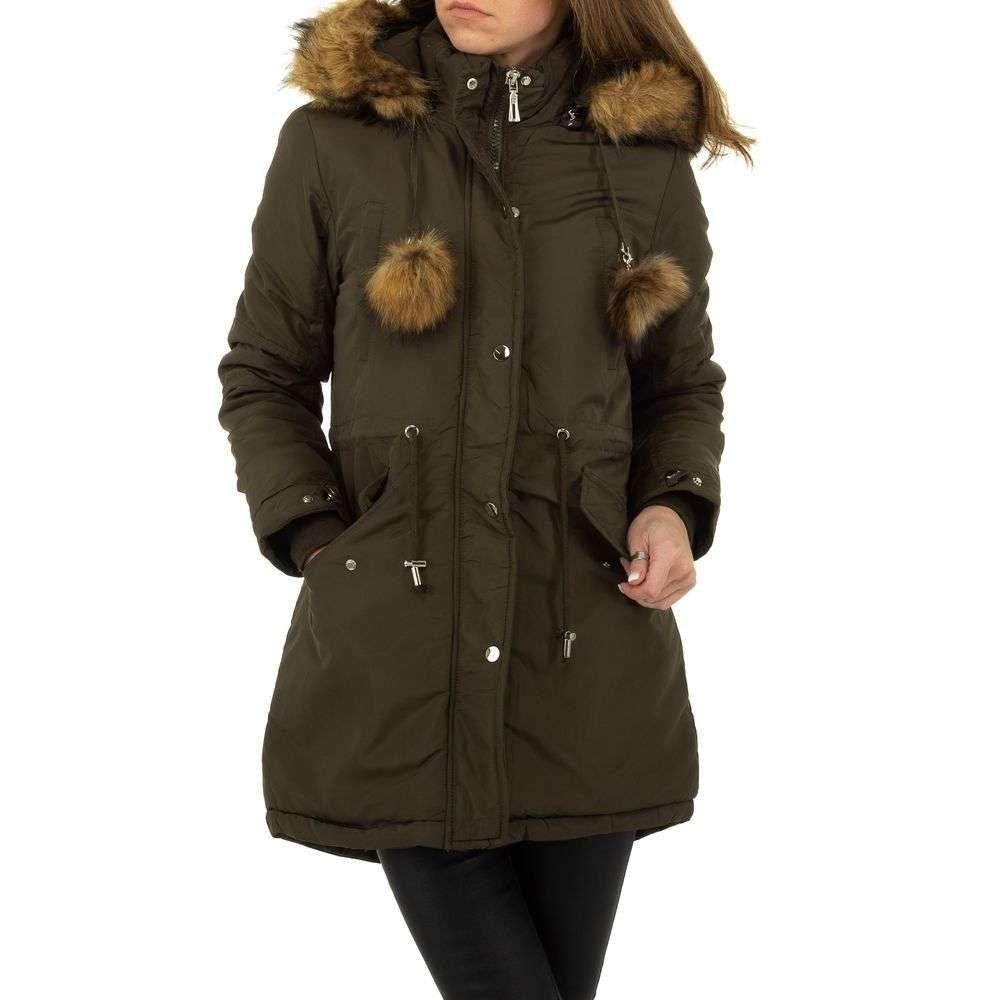 Zimná dámska bunda - M/38 EU shd-bu1151kh