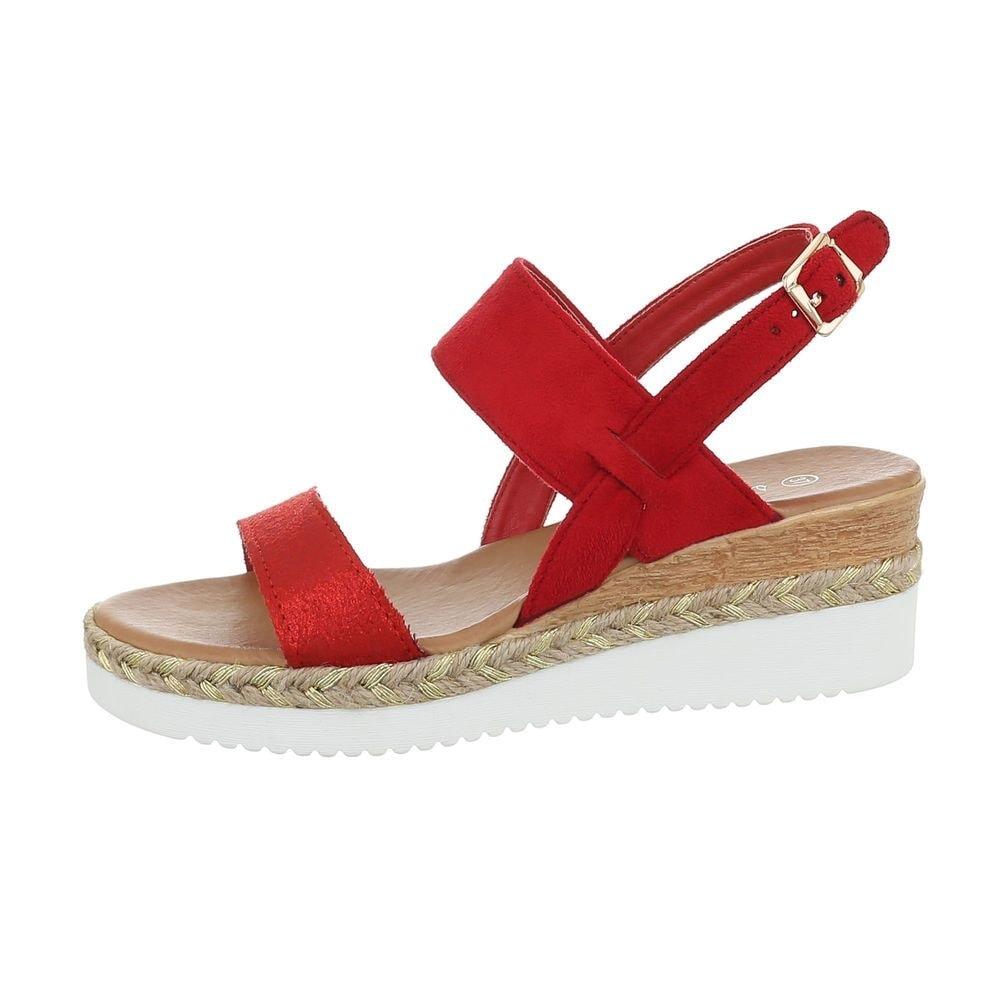 Dámske letné sandále - 40 EU shd-osa1389re