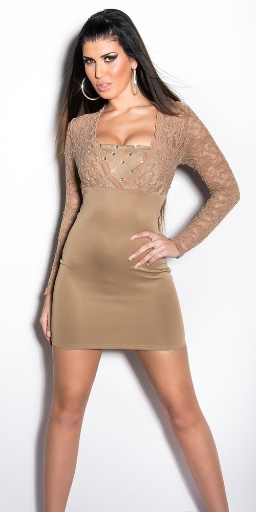 Spoločenské dámske šaty - M Koucla in-sat1276ca