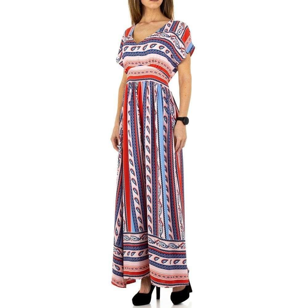 Letní dlouhé šaty - S/36 EU shd-sat1108pi