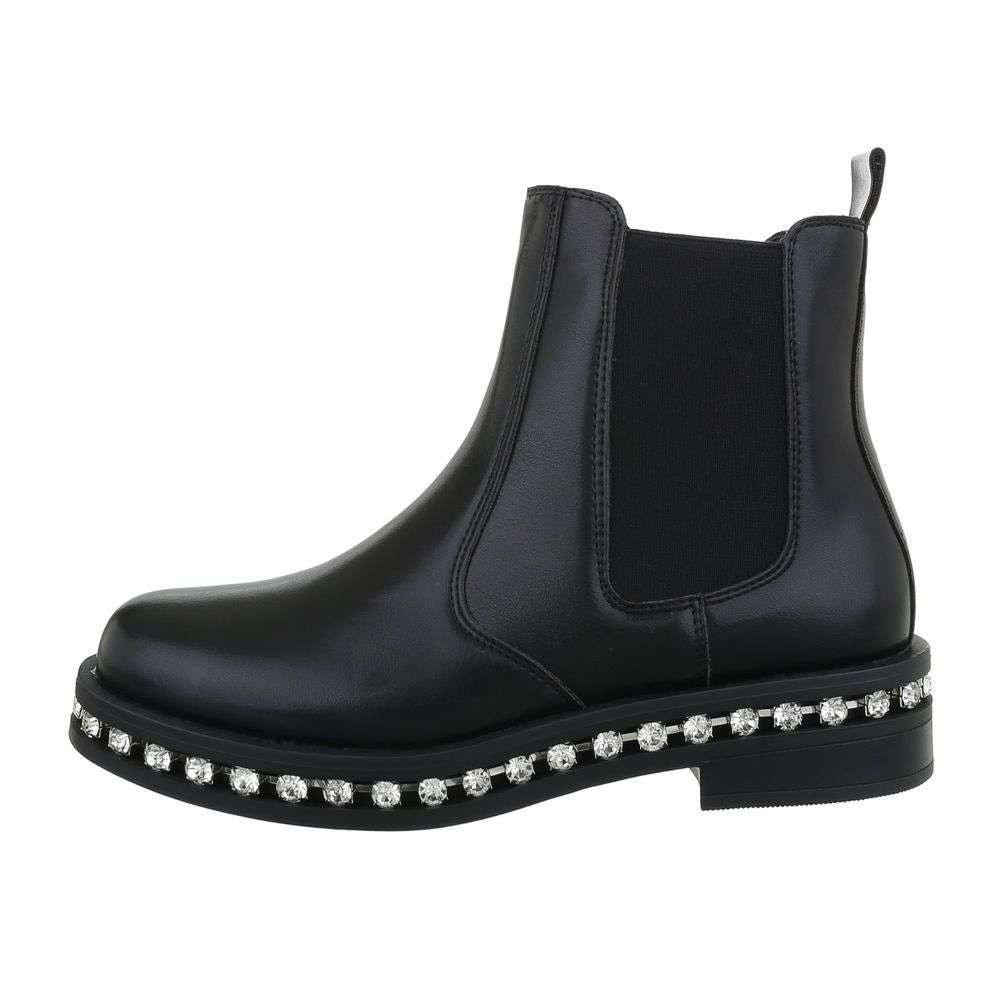 Kotníková dámská obuv - 36 EU shd-okk1183bm