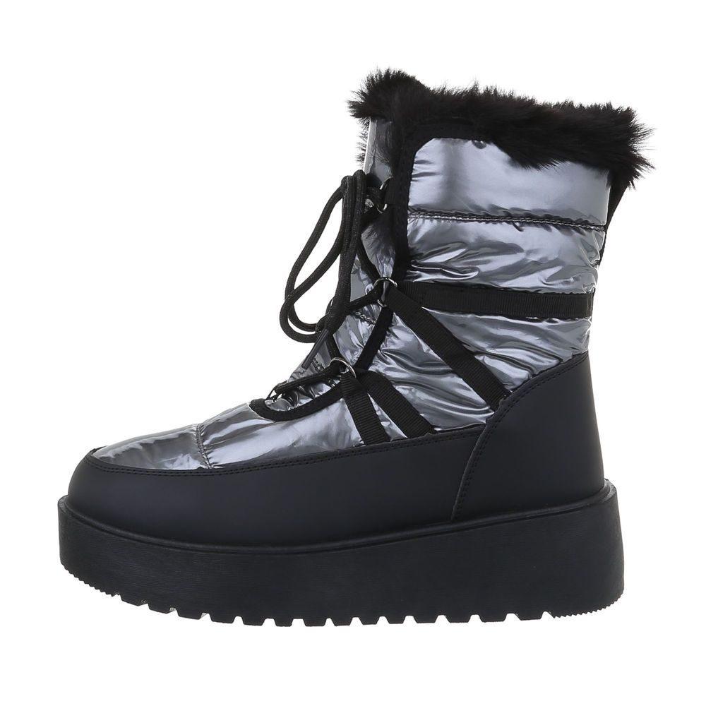 Zimné dámske topánky - 38 EU shd-oko1195gr