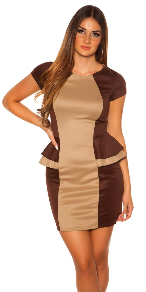 Elegantné dámske šaty Koucla in-sat2068ca