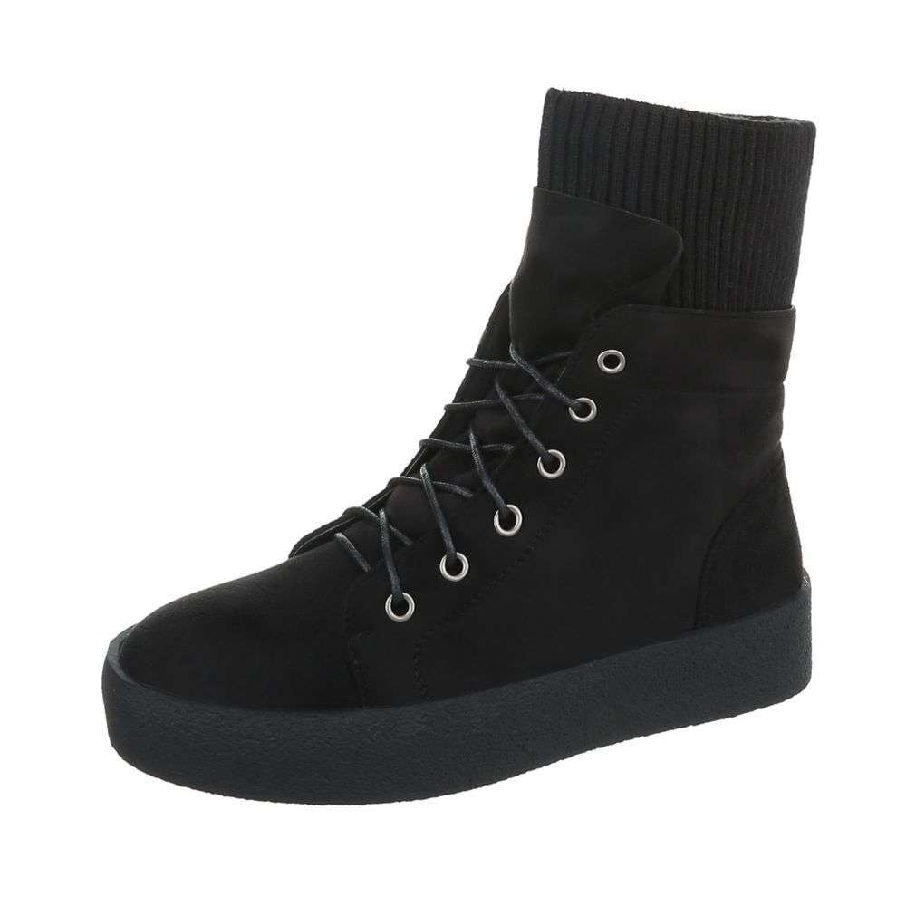 Členková dámska obuv - 39 EU shd-osn1048bl
