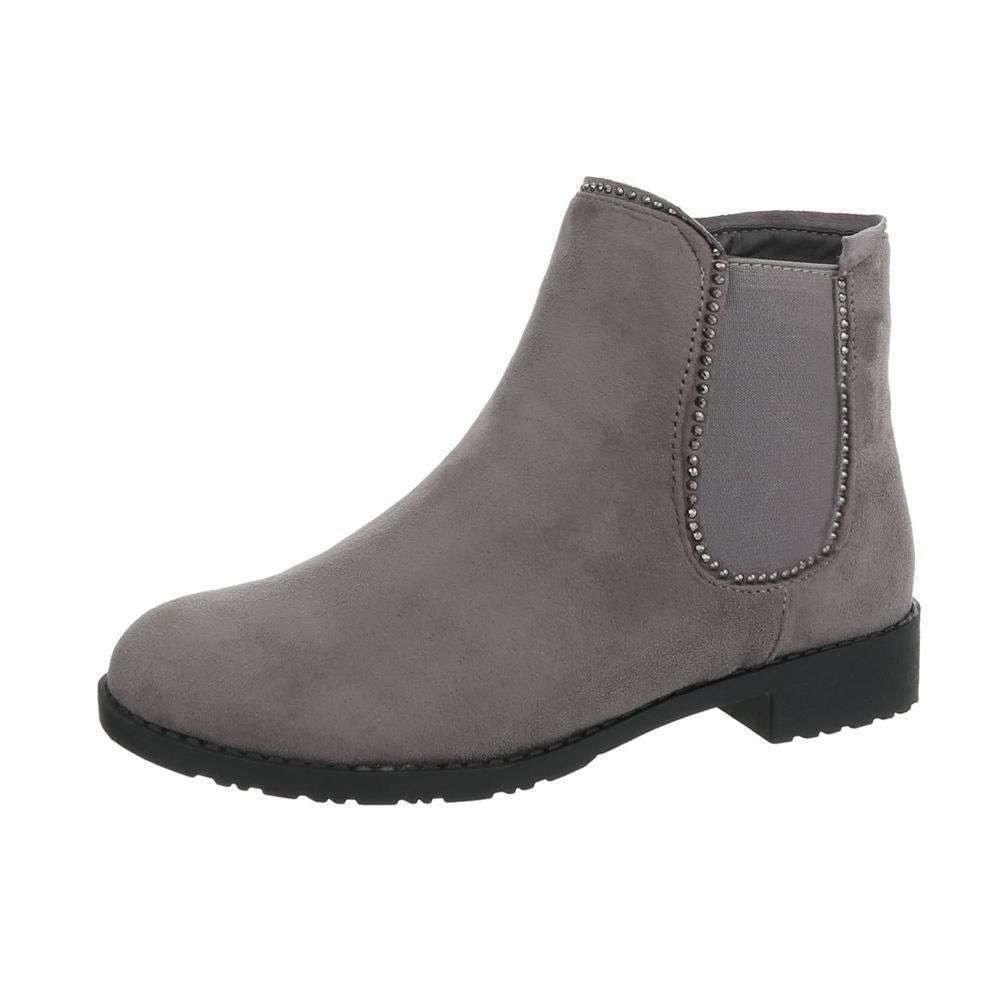 Dámske členkové topánky - 37 shd-okk1044gr