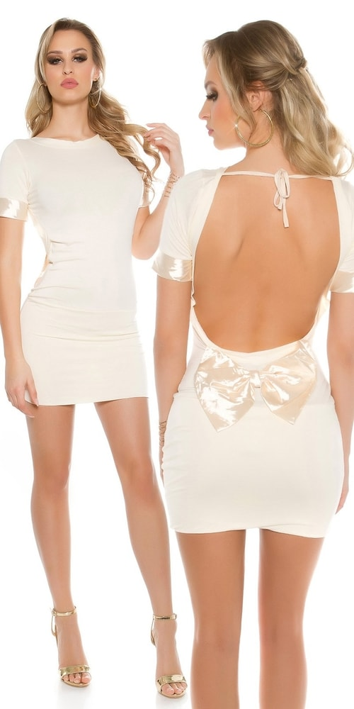 Krátke dámske šaty Koucla in-sat1437be