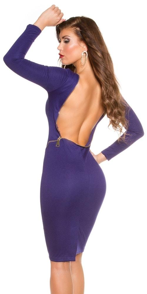 Dámske šaty do spoločnosti - L Koucla in-sat1279mo