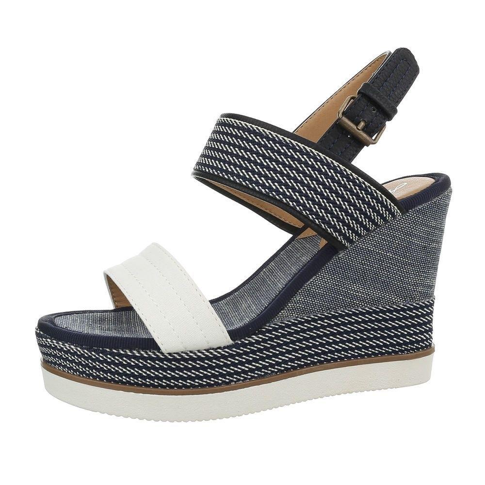 Dámské letní sandálky EU shd-osa1140wh